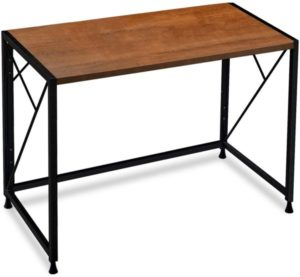 Comhoma Writing Computer Desk Office Folding Table