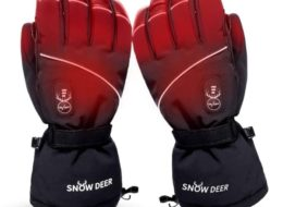Electric Heated Gloves for Men & Women