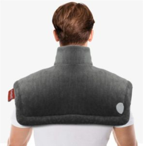 Heating Pad for Neck and Shoulders Pain Relief