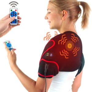 sticro Infrared Shoulder Heating Pad Massager for Pain Relief