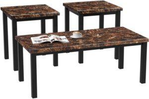 MOOSENG Living Room Table Set