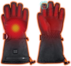 WAMTHUS Electric Heated Gloves
