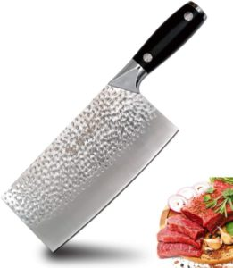 Heavy Duty Chinese Chef`s Knife