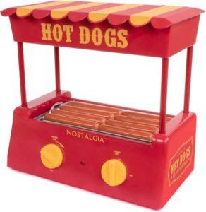 Hot Dog Warmer 8 Regular Sized