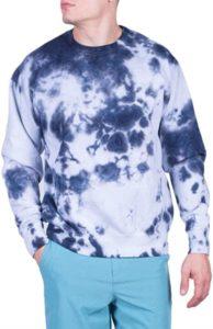 Visive Tie Dye Sweatshirt for Mens