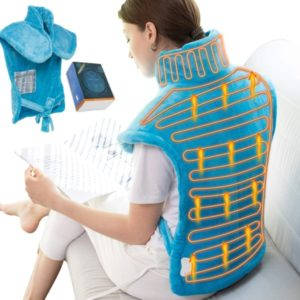 SUPA MODERN Electric Heating Pad for Neck